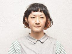 ☆ワイドな前髪っていいよね!☆ スタイル写真