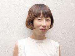 短め前髪はトレードマーク☆ BEFORE