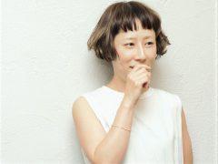 短め前髪はトレードマーク☆ AFTER