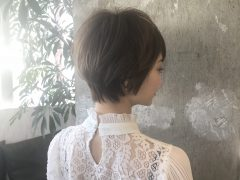 ☆HENSHIN☆ 大人レイヤーショート スタイル写真