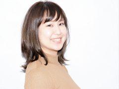 """レイヤーたっぷりの""""くびれミディ"""""""
