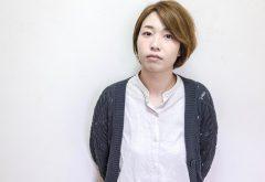 変身! カジュアルママショート スタイル写真